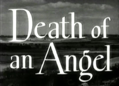 Death of an Angel 1952 DVD - Patrick Barr / Jane Baxter
